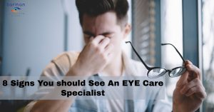 eye care specialist